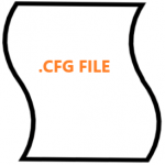 open cfg file