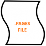 open pages file